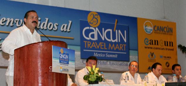 Abren el Cancún Travel Mart México Summit 2012