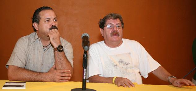Presenta Paco Ignacio Taibo II conferencia magistral sobre los gobiernos de izquierda en México