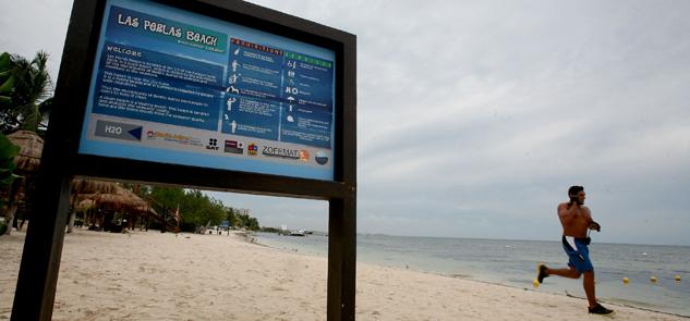 Dan certificación de calidad a playa Las Perlas
