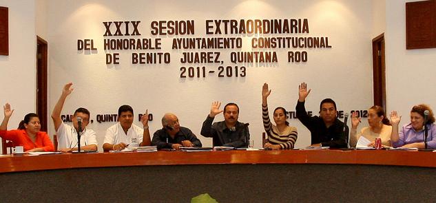 Autoriza Cabildo el cobro de basura por kilo en Cancún