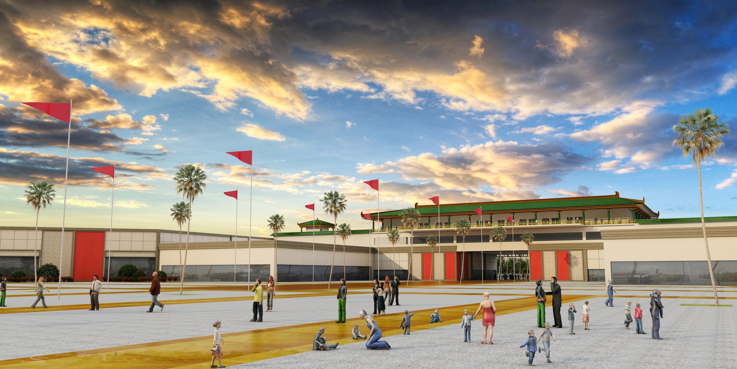 Niegan promotores del 'Dragon Mart Cancún' desmonte del predio