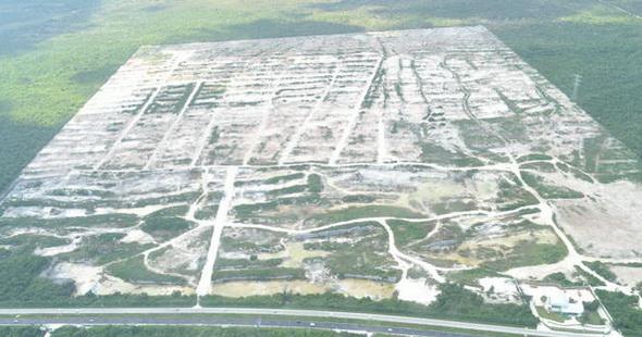 No tiene INAH objeción para construcción del 'Dragon Mart Cancún'