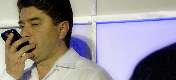 Dice Félix González Canto que convenio que firmó para dar facilidades fiscales al 'Dragón Mart' ya no está vigente