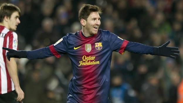 Messi rechazó milonaria oferta para dejar al Barcelona y jugar en Rusia