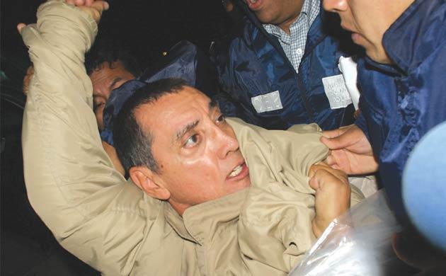 DEJAN ESTELA DE SANGRE: Ejecutan en Guadalajara al padre de 'El Rambo', un ex escolta del ex Gobernador Mario Villanueva asesinado el mes pasado