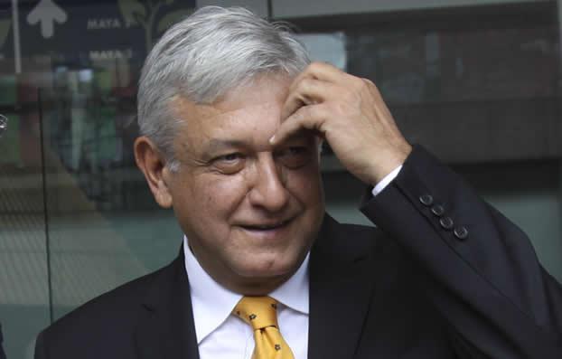 Pide AMLO quitar pensiones a ex Presidentes