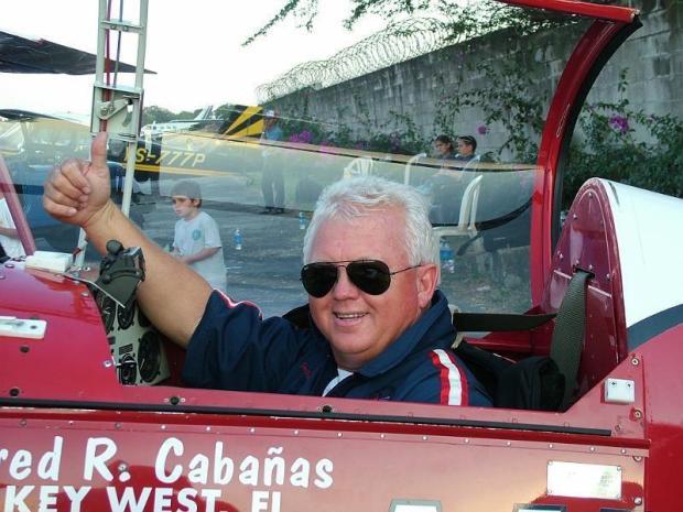 Fred Cabanas.