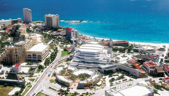 Abrirá el 1 de mayo el hotel del Centro de Convenciones de Cancún