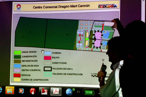 Presentan demanda de nulidad al resolutivo municipal contra el 'Dragon Mart'