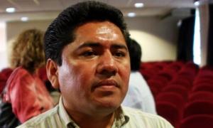 Filiberto Martínez, ex Alcalde de Solidaridad y actual diputado local.