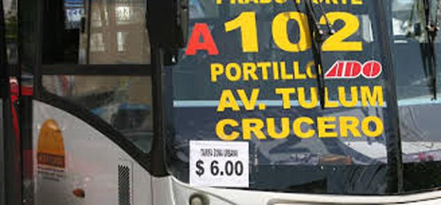 COCINAN AUMENTO AL TRANSPORTE: Analizan regidores alza de tarifas en Cancún; sería de un peso, máximo: Alcalde