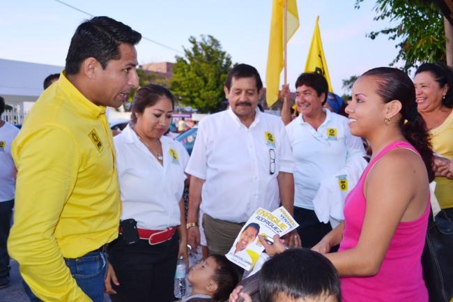 CAMPAÑAS: Deja Borge en bancarrota a Quintana Roo: Enrique Rodríguez