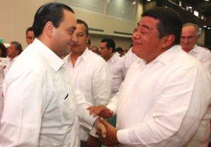 Tras un silencio inicial, Gobernador Barnés de Campeche niega reunión de Conago con 'El Chapo'