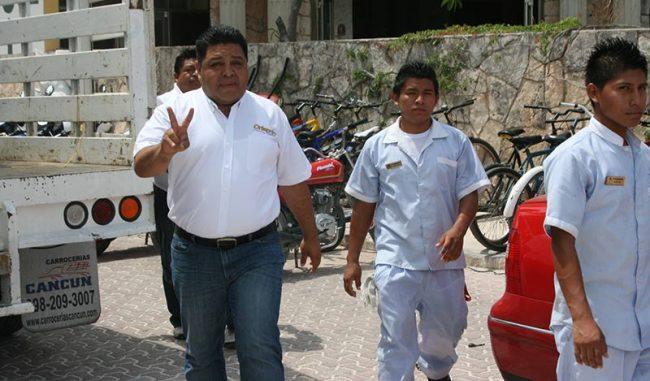 CAMPAÑAS: Llama Orlando Muñoz a derrotar al abstencionismo para generar un verdadero cambio en Solidaridad