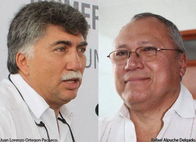 ENROQUES EN SALUD: Sale Alpuche Delgado y entra Ortegón Pacheco al relevo
