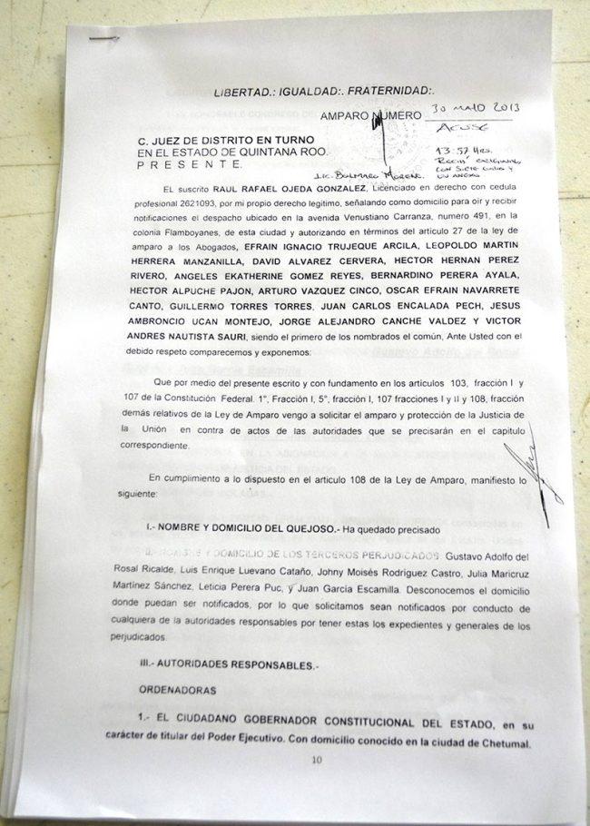 'PROSTITUCIÓN' DE LA JUSTICIA: Presentan amparos contra nombramientos de nuevos magistrados en el TSJ