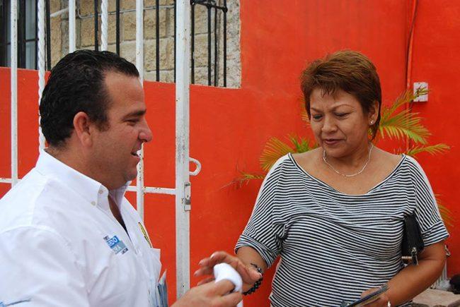 CAMPAÑAS: Se pronuncia Gerardo Mora por más y mejores Hospitales