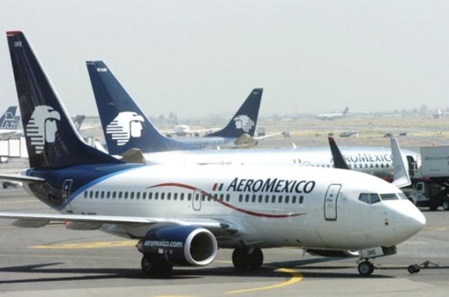 Conjuran huelga de Aeroméxico: alcanzan trabajadores acuerdo de incremento salarial del 4.7% y 1.5% en prestaciones