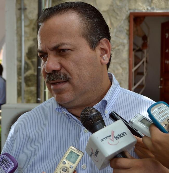 Confirma Julián Ricalde acuerdo con Paul Carrillo para iniciar la transición del gobierno en Cancún; se entregará todo en orden, dice