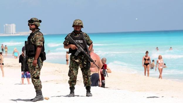 """""""Quintana Roo, paraíso del narcotráfico"""", denuncia Contralínea; es puerta de entrada de drogas, 'trampolín', refugio de capos y 'paraíso fiscal' para 'lavado' de dinero"""