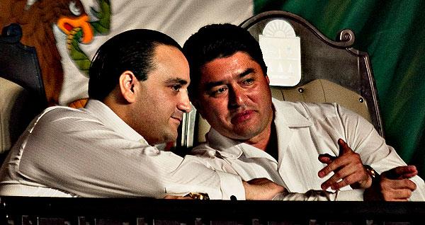 Rompeolas: Pugna entre Félix y 'Beto' por los despojos del PRI