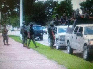 Hunden a 3 beliceños y 1 mexicano detenidos por tráfico de cocaína en la frontera sur