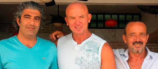 Vincenzo Salzano, narco italiano con negocios en Playa, enfrenta posible condena de cadena perpetua en EU