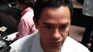 """José Luis """"Chanito"""" Toledo Medina, ex tesorero de Solidaridad y actual diputado local."""