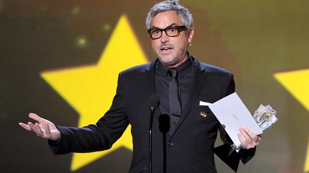 Gana Alfonso Cuarón en los Premios Critics' Choice como el Mejor Director