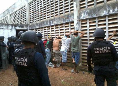 Deja 2 reos heridos una riña en el Cereso de Chetumal