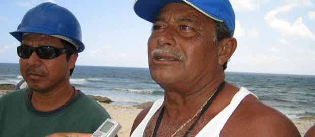 Fallece el 'Múcaro', conocido activista en Isla Mujeres