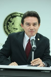 Daniel Ávila Ruiz. Senador por Yucatán.
