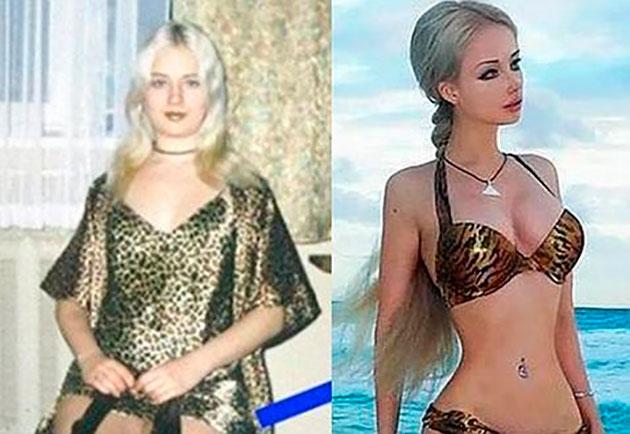 15 fotos de la Barbie Humana sin maquillaje - IMujer