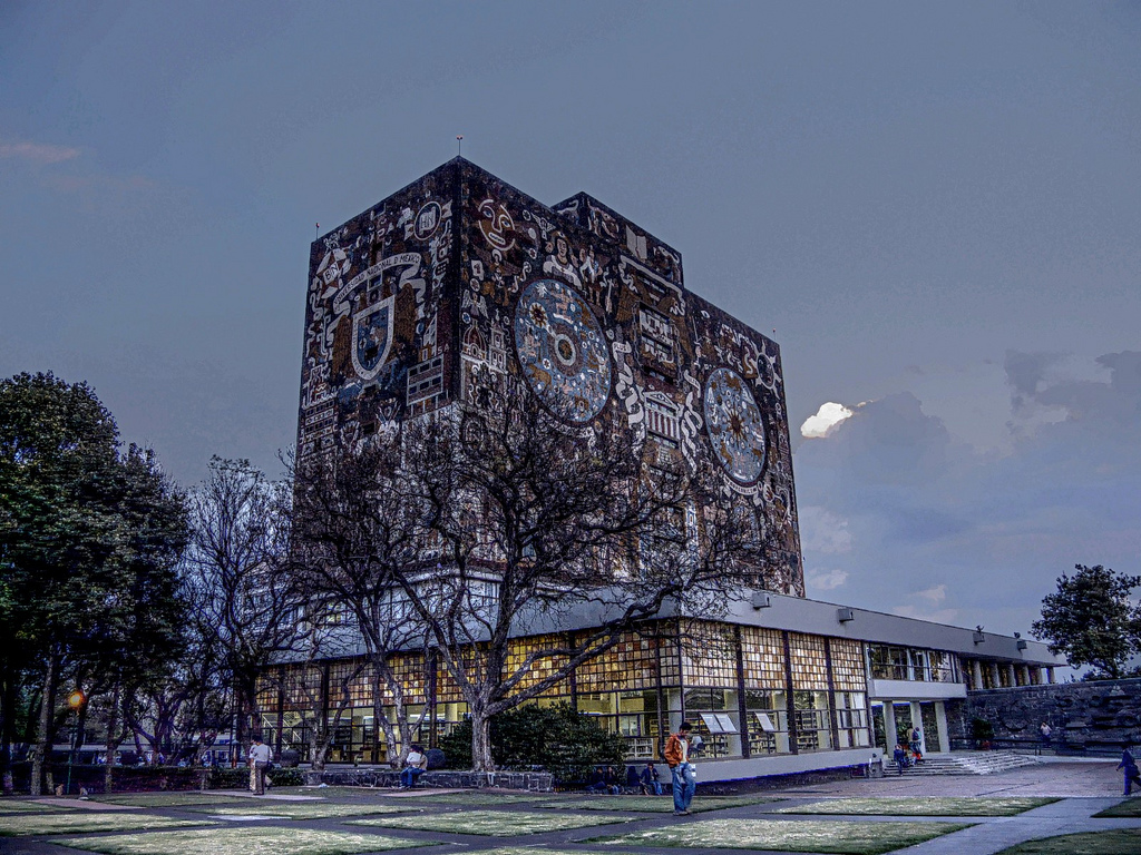 100 mejores universidades en mexico: