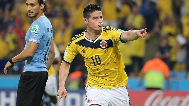 """""""EL SUEÑO YA ES REAL"""": Oficializa Real Madrid fichaje del colombiano James Rodríguez"""