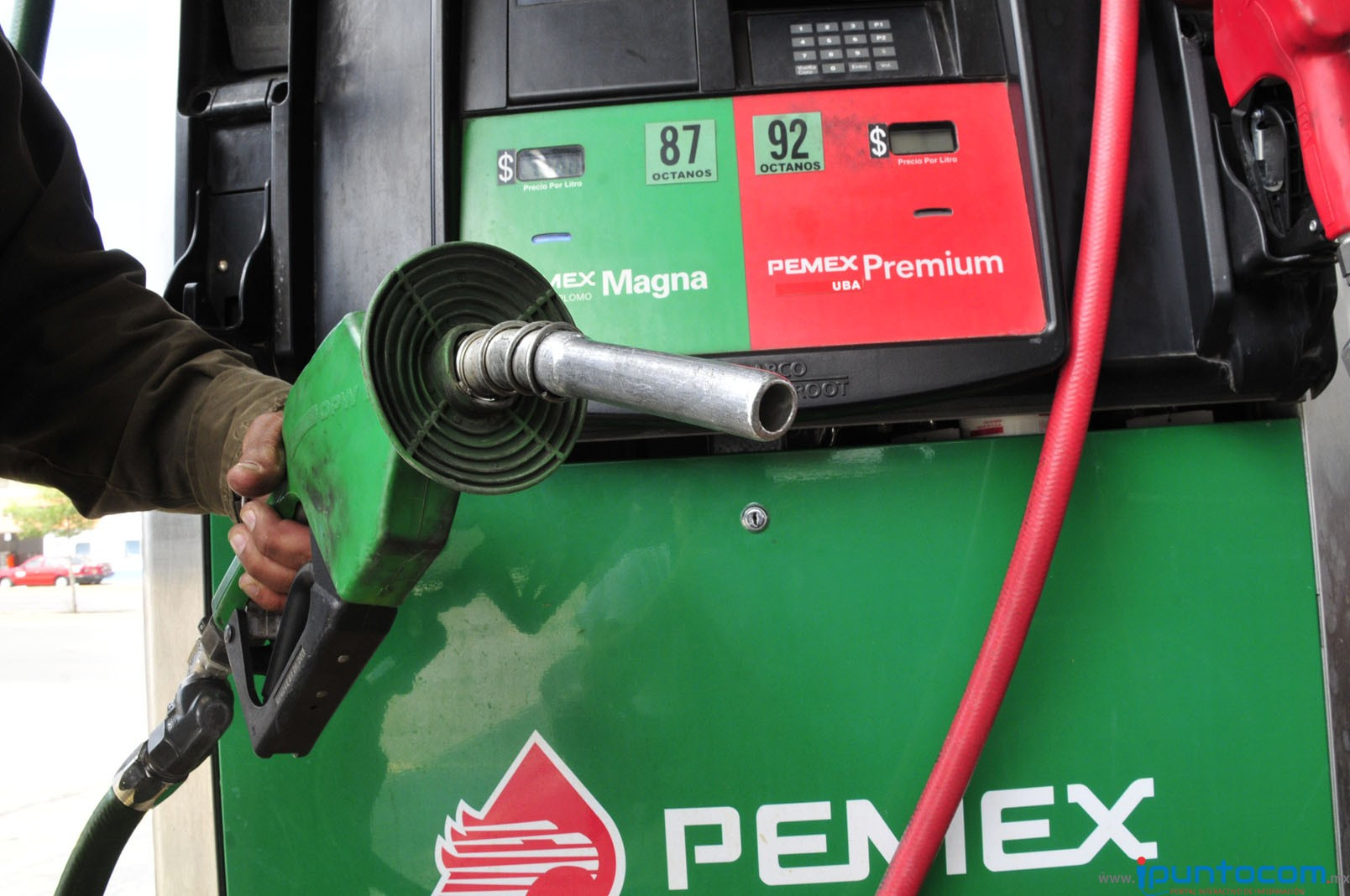 Las revocaciones mitsubisi padzhero 3 litros la gasolina