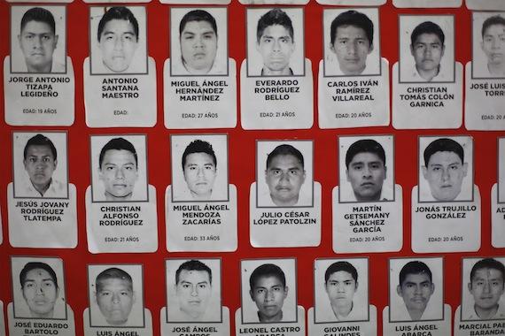AYOTZINAPA, HERIDA ABIERTA DE MÉXICO: Se cumple un año de la desaparición de 43 normalistas de Guerrero sin respuestas ni justicia