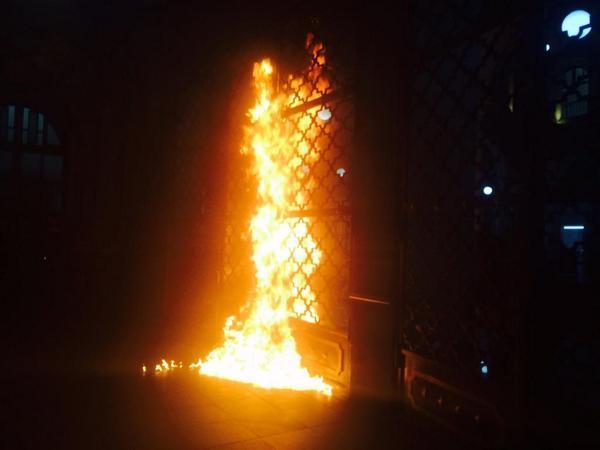 Por ayotzinapa protestas y paro en m s de 100 escuelas y for Universidades en xalapa