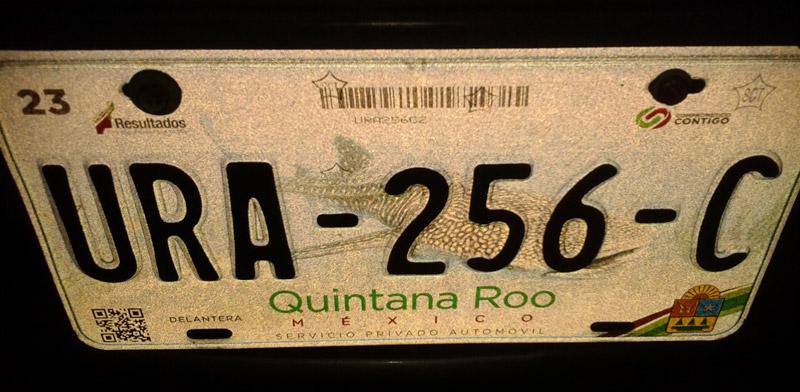 Placas Quintana Roo 2015 | placas de autos de m 233 xico y