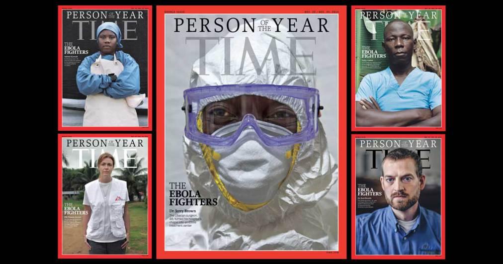 Luchadores Contra Los Luchadores Contra el ébola