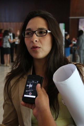 Paulina Arriaga Carrasco, directora de la organización civil Desarma México.