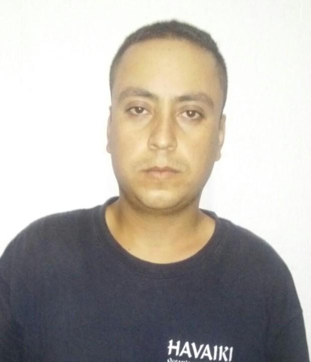 Juan Bernardo Franco Franco, policía municipal de Cancún detenido junto con narcos.