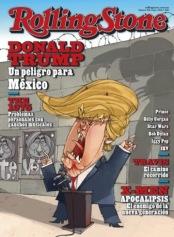 La portada de la revista.