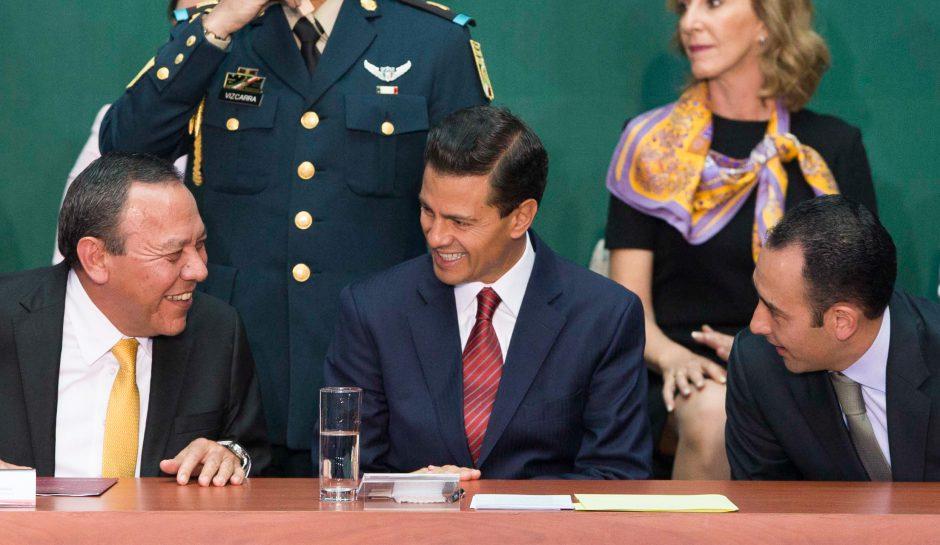 Peña Nieto pide perdón a los mexicanos por la